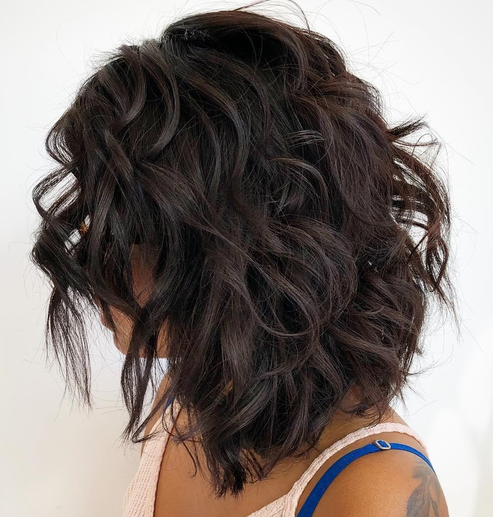 Fashionable Long Wavy Layers Hairstyles With Must Try Medium Length Layered Haircuts For (View 10 of 20)