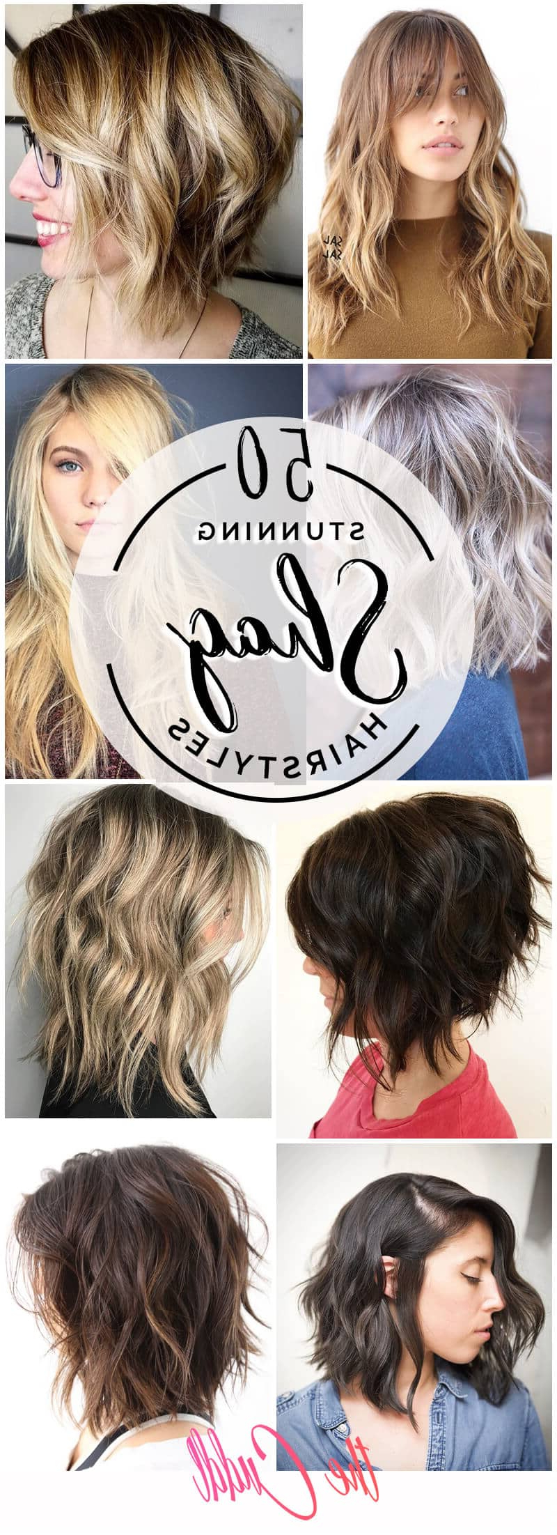Fashionable Medium Loose Chocolate Shag Haircuts For 50 Ways To Wear A Chic Shag Haircut Ideas For A Trendy Look (Gallery 10 of 20)