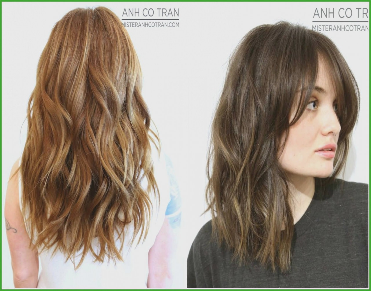 Favorite Shoulder Length Shag Haircuts With Babylights Inside 88 Medium Length Hairstyles With Bangs And Highlights (View 12 of 20)