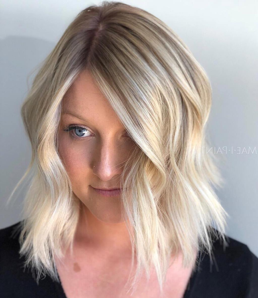 Find Your Best Bob Haircut For 2019 With Regard To Disconnected Shaggy Brunette Bob Hairstyles (Gallery 18 of 20)