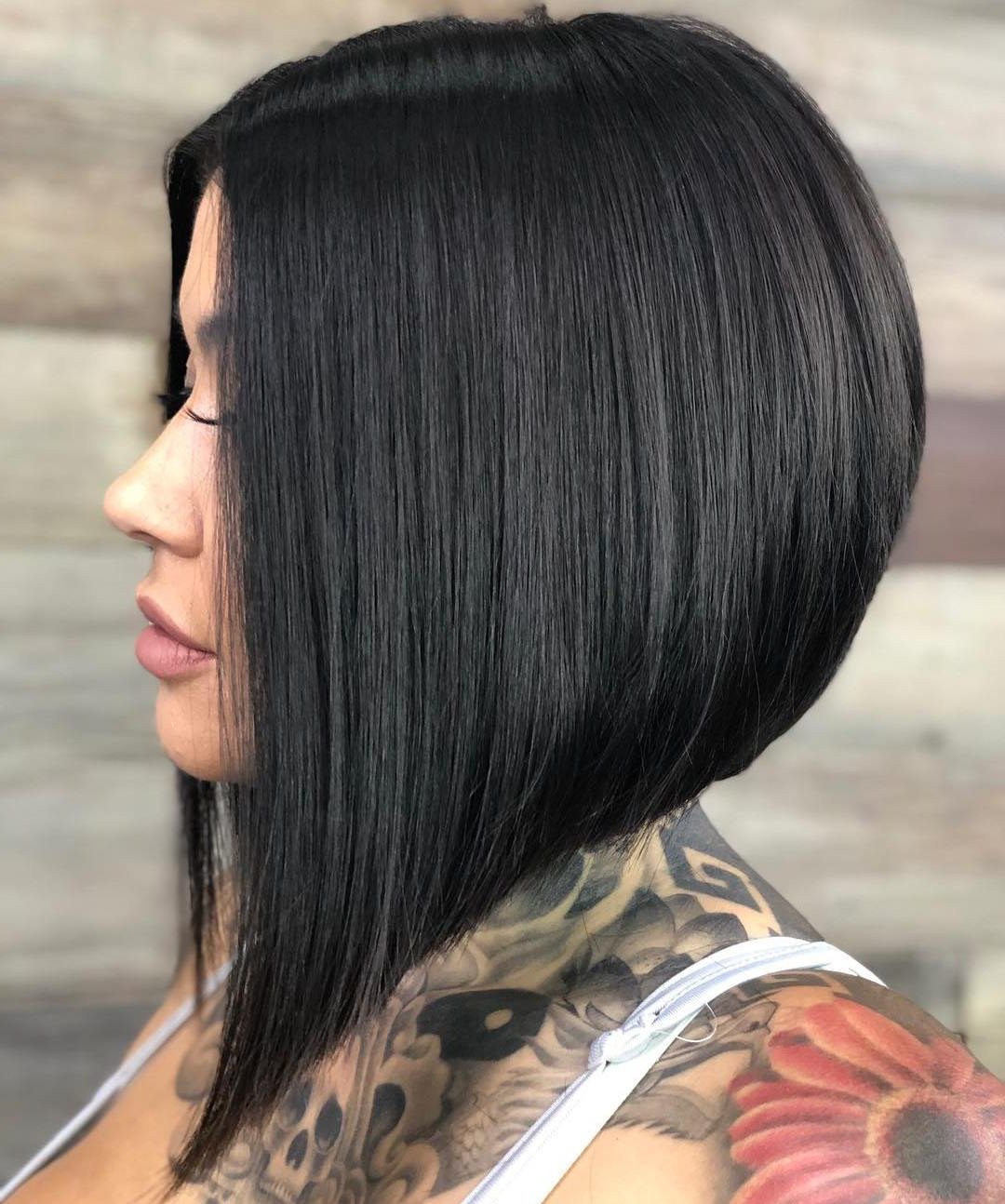 Find Your Best Bob Haircut For 2019 Within Angled Bob Hairstyles With Razored Ends (View 16 of 20)