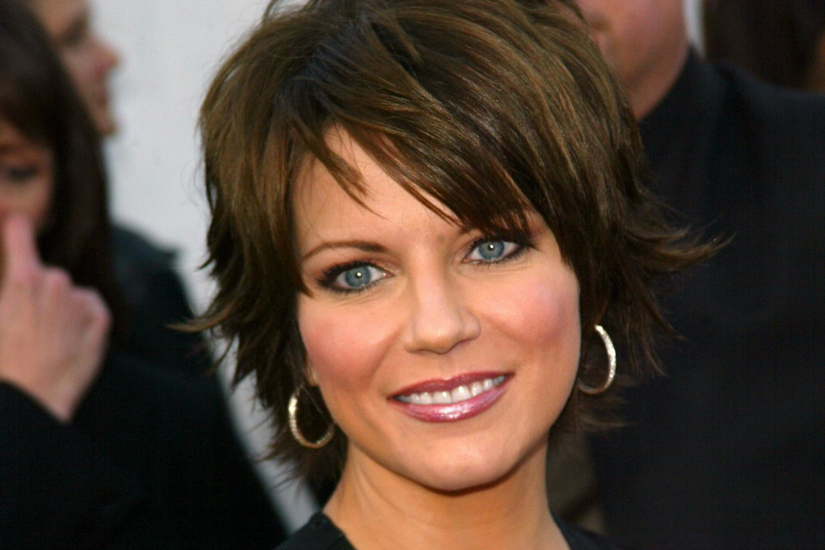 Flipped Up Hair: How To Stop Your Hair From Flipping Up At For Short Flip Haircuts For A Round Face (Gallery 19 of 20)