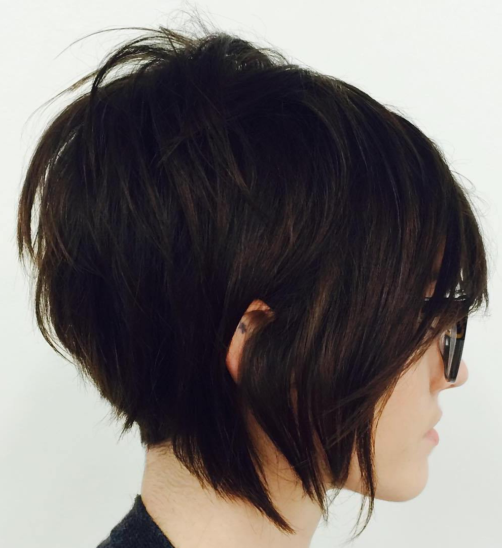 Hair – Page 20 – Foliver Blog Intended For Short Shag Bob Haircuts (View 10 of 20)