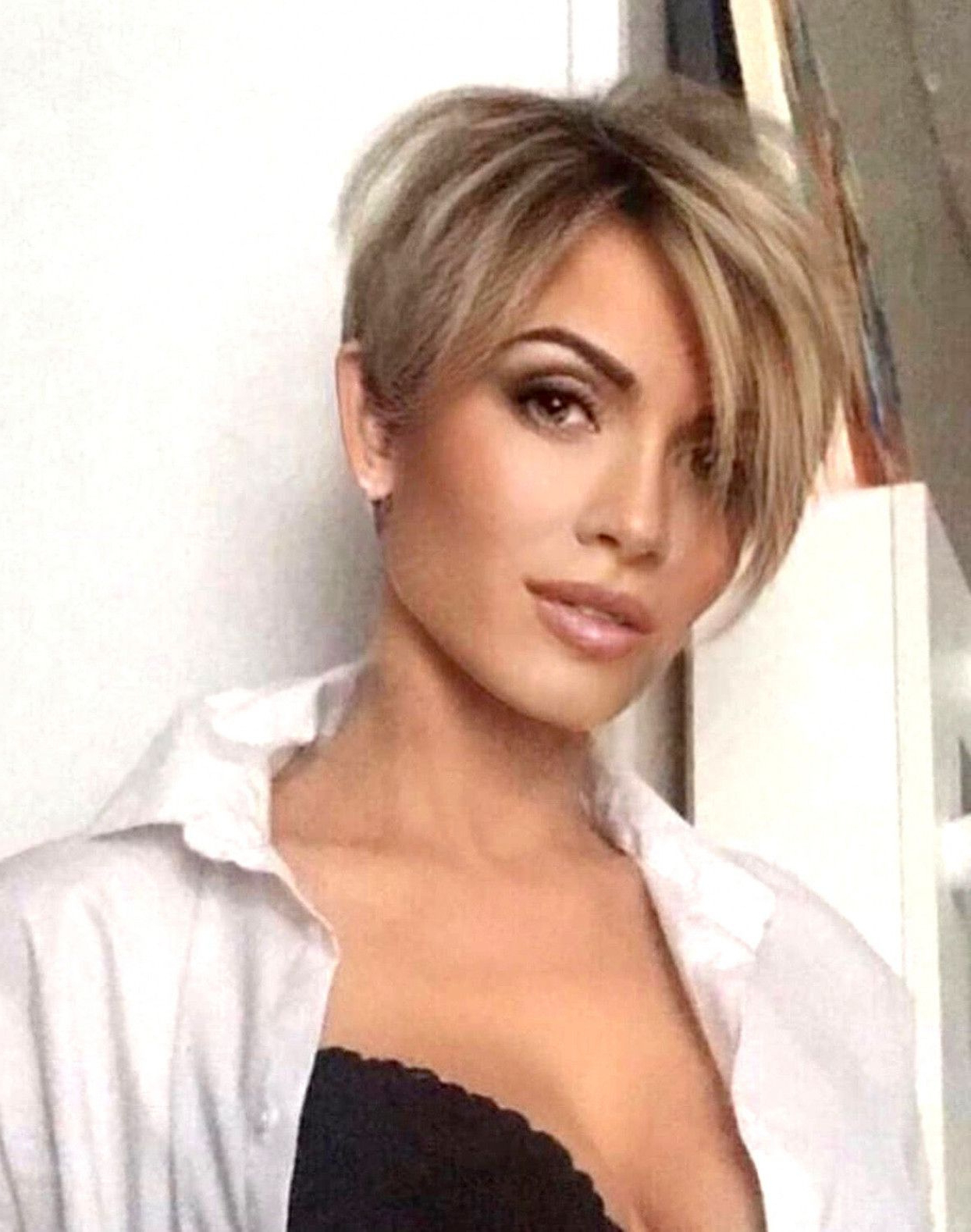 Hairstyles : Pixie Cut For Blonde Hair Splendid Icy Ash Intended For Edgy Ash Blonde Pixie Haircuts (View 14 of 20)