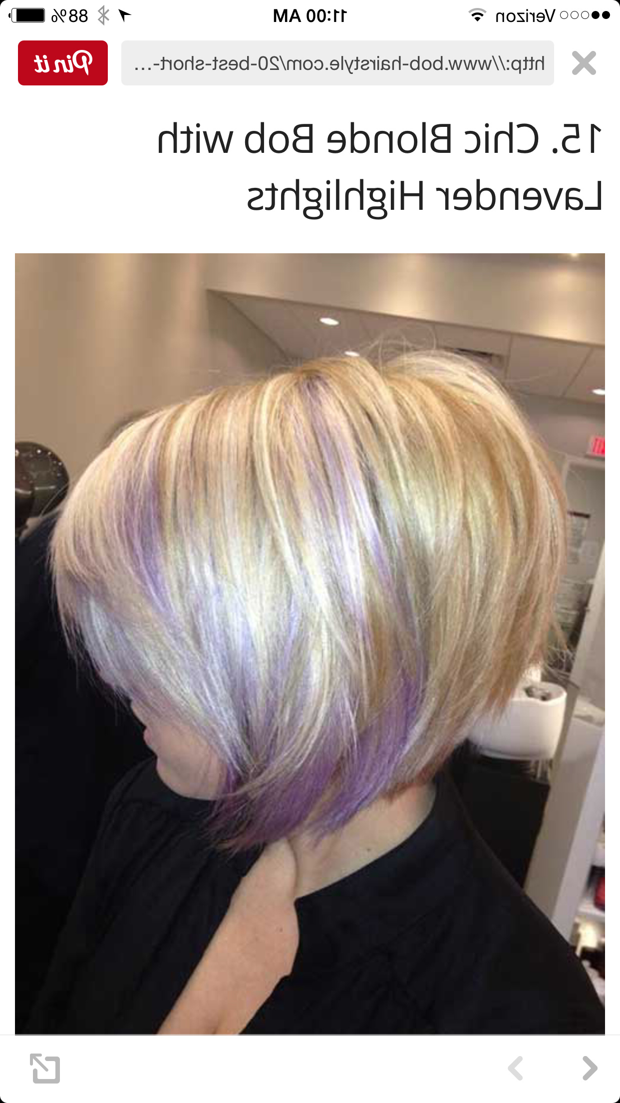 Hairstyles : Purple Hair Short Remarkable Pinhollie Regarding Short Shag Haircuts With Purple Highlights (View 15 of 20)