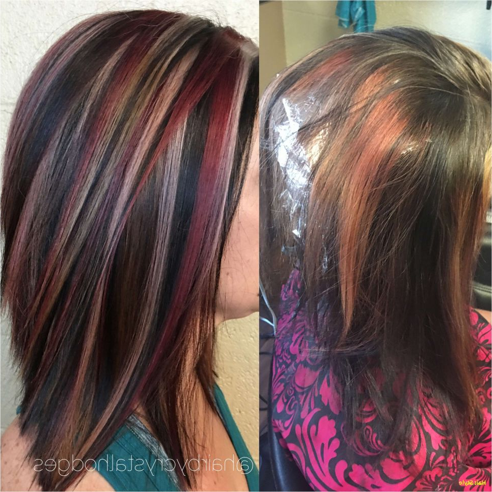 Hairstyles : Purple Hair Short The Best Of Fashion Blonde Regarding Short Shag Haircuts With Purple Highlights (View 16 of 20)