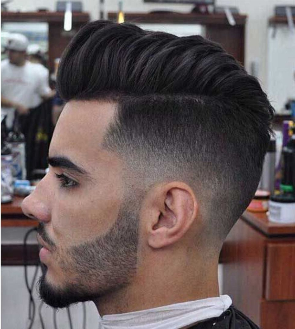 Hairstyles : Tapered Sideburns 22 Best Trendy Short Haircut Within Pixie Haircuts With Tapered Sideburns (View 12 of 20)