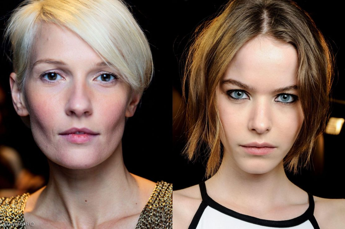 How To Best Show Off My Neck: A Pixie Cut Or A Short Bob? Within Minimalist Pixie Bob Haircuts (View 13 of 20)