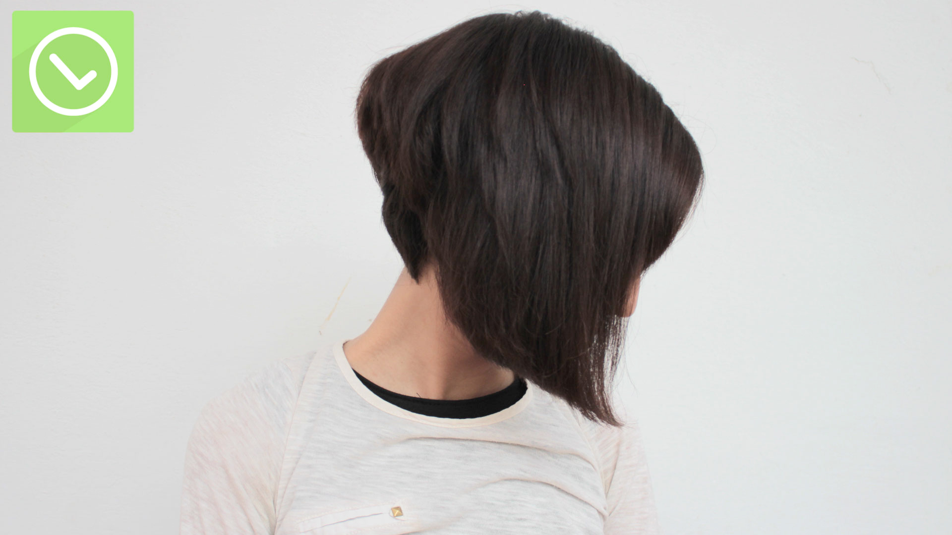 How To Cut A Bob: 10 Steps (with Pictures) – Wikihow Pertaining To A Line Bob Hairstyles With Arched Bangs (View 11 of 20)