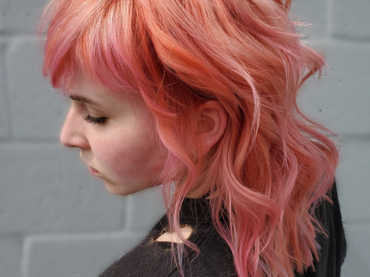 How To Cut A Mullet Shag Throughout Pink Shaggy Haircuts (View 17 of 20)
