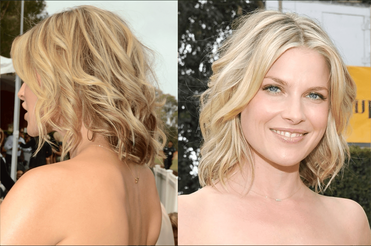 How To Nail The Medium Length Hair Trend Regarding Most Recently Released Collarbone Bronde Shag Haircuts (View 15 of 20)