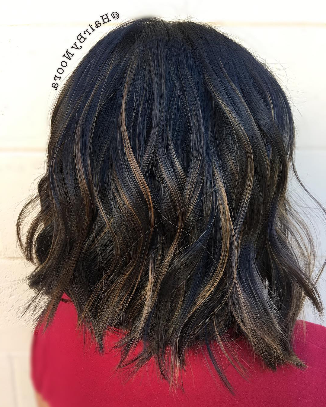 How To Pull Off Medium Length Haircuts And Hairstyles In 2019 For Shoulder Length Choppy Hairstyles (View 17 of 20)
