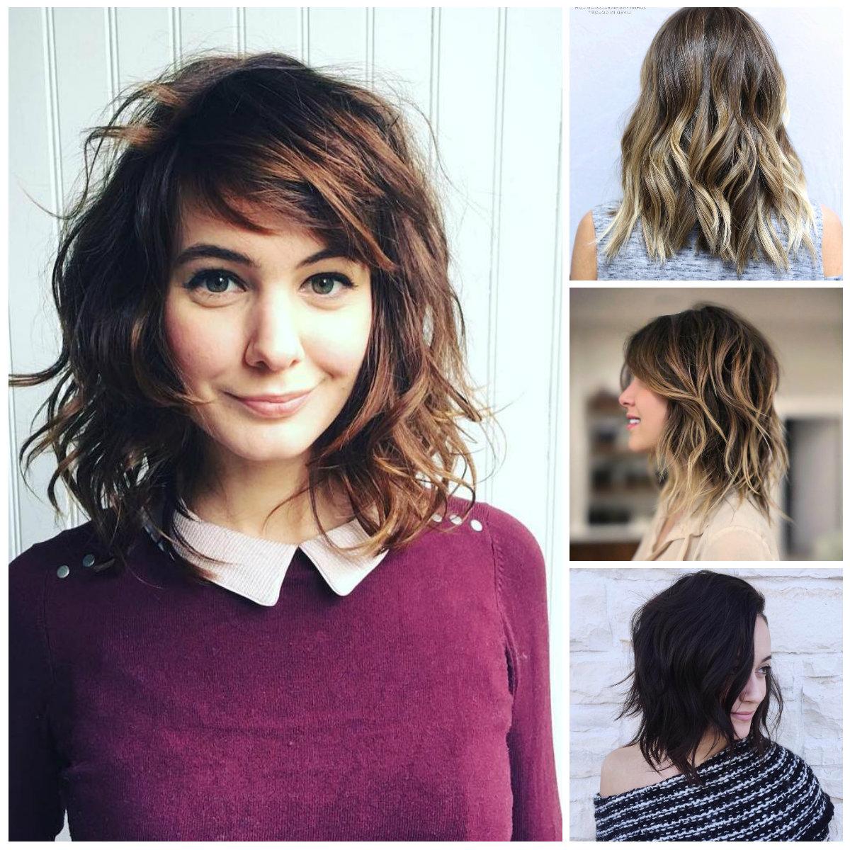 Incredible Medium Shag Haircuts (View 3 of 20)