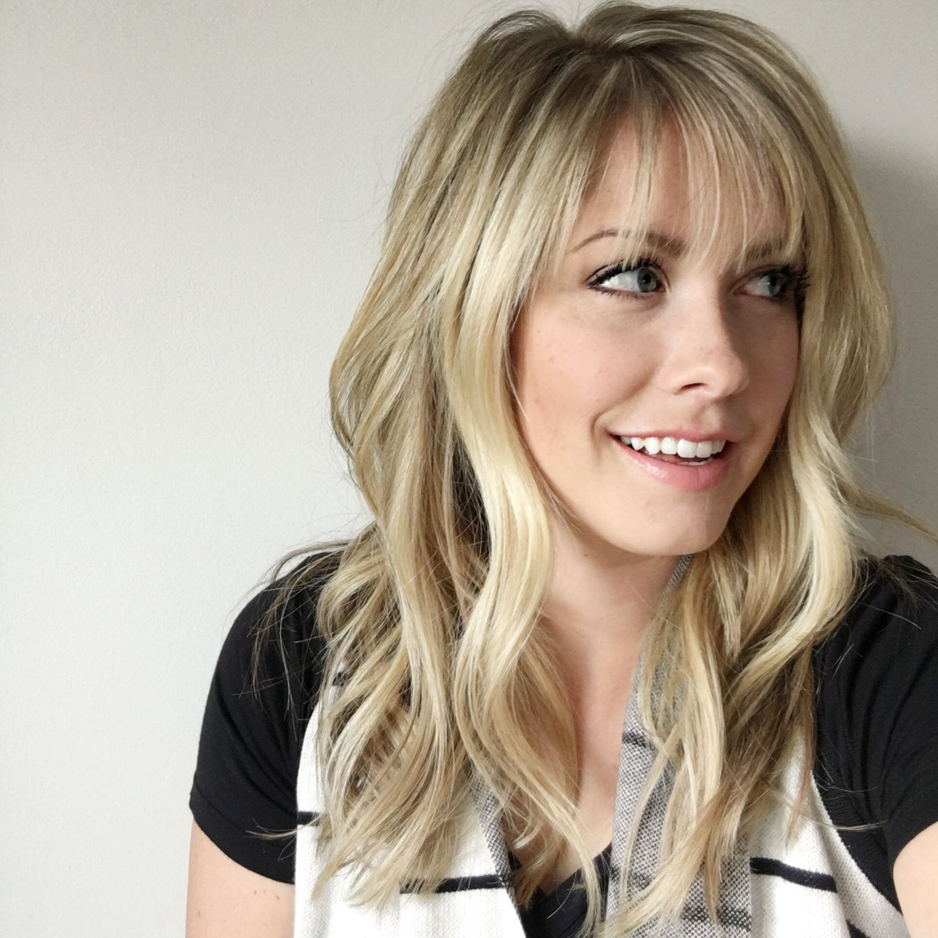Long Hair With Bangs, Hairstyles In Well Known Wispy Layered Blonde Haircuts With Bangs (View 5 of 20)