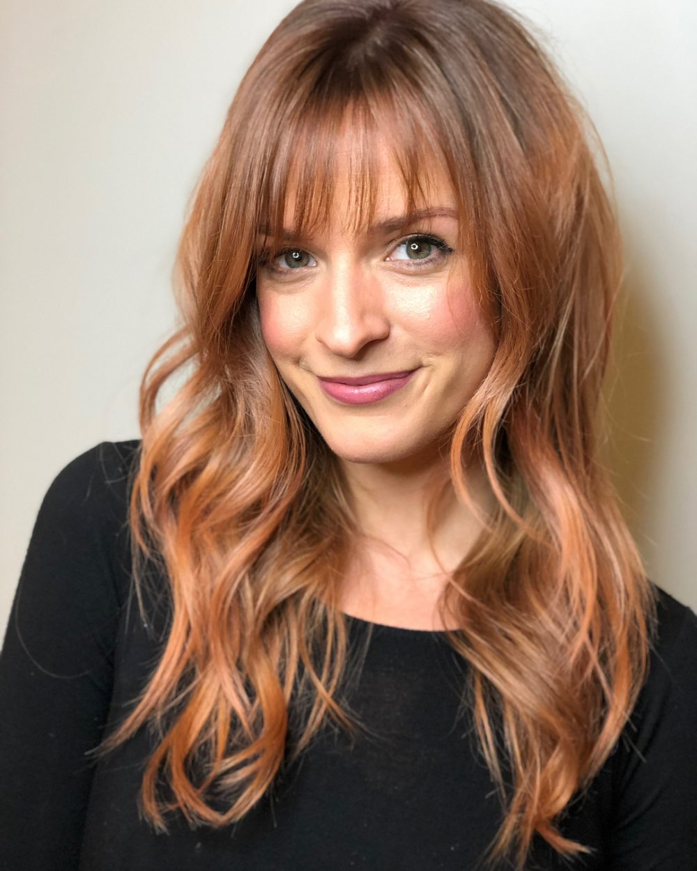 Long Shag Haircuts: 36 Examples For 2019 Inside Preferred Razored Wavy Shag Haircuts With Light Bangs (View 17 of 20)