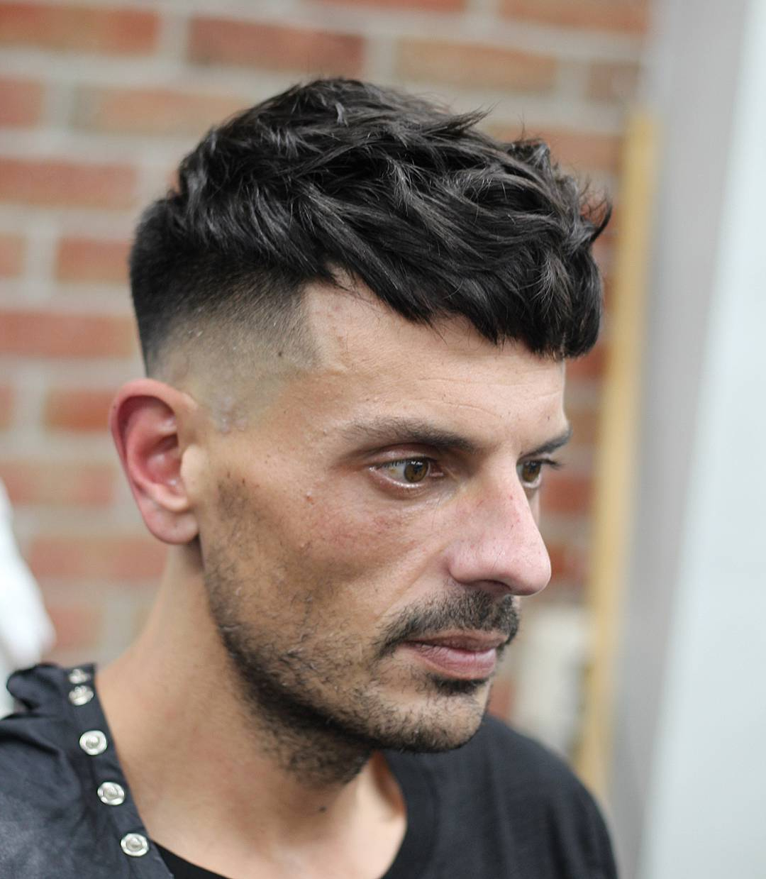 Messy Cropped Haircuts For Men – Menhairdos Inside Widely Used Medium Haircuts With Cropped Top (View 7 of 20)