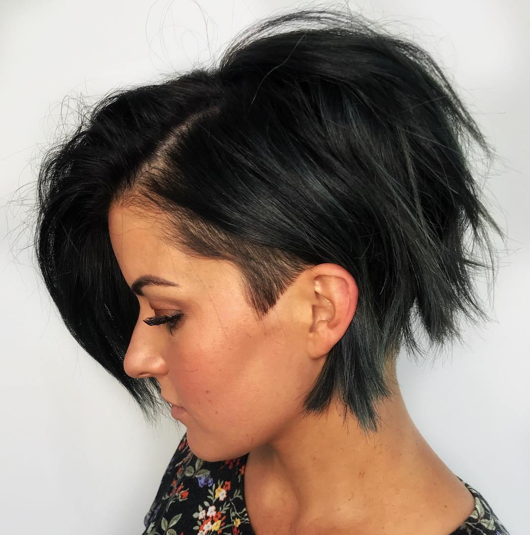 Most Impressive Shaggy Bob Haircuts 2019 For Girls Throughout Very Short Shaggy Bob Hairstyles (View 10 of 20)