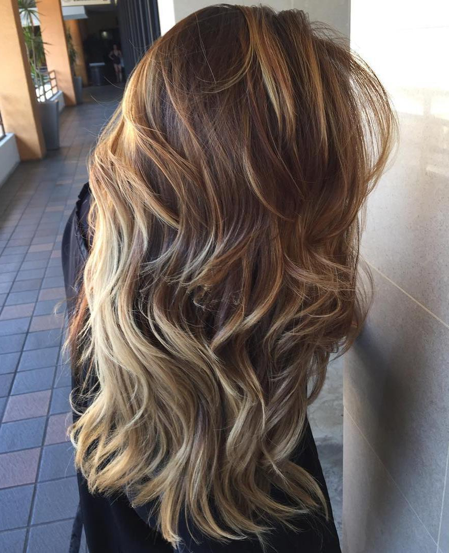 Most Popular Long Shag Haircuts With Extreme Layers Intended For 40 Lovely Long Shag Haircuts For Effortless Stylish Looks (View 13 of 20)