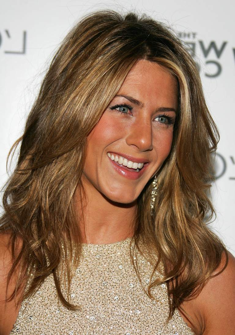 Most Popular Wispy Layered Blonde Haircuts With Bangs Pertaining To The Best Hairstyles At Age 20, 30, 40 And Older (View 17 of 20)