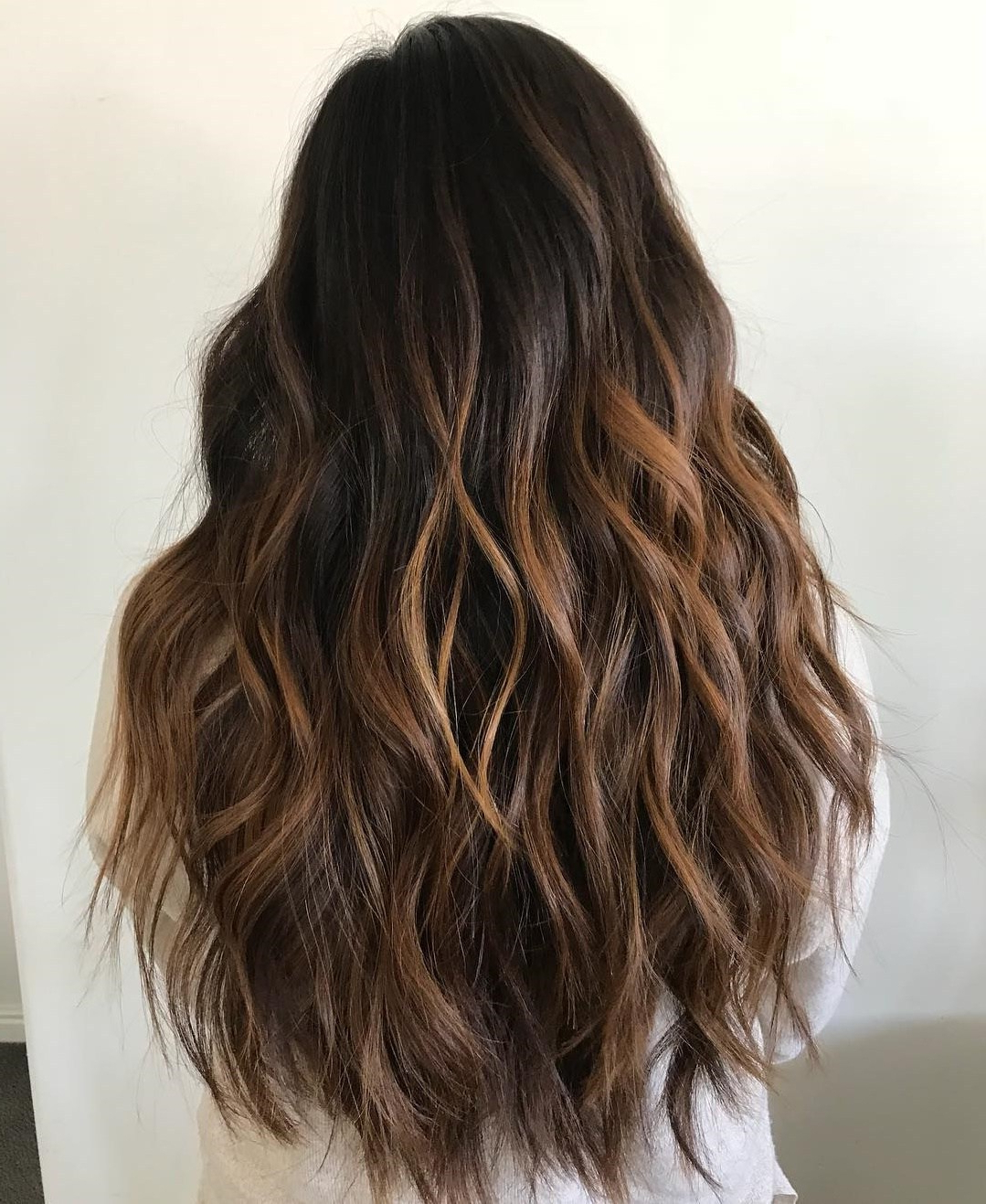 Most Recent Long Wavy Layers Hairstyles Throughout 50 Hairstyles For Thick Wavy Hair You Will Adore – Hair (View 4 of 20)