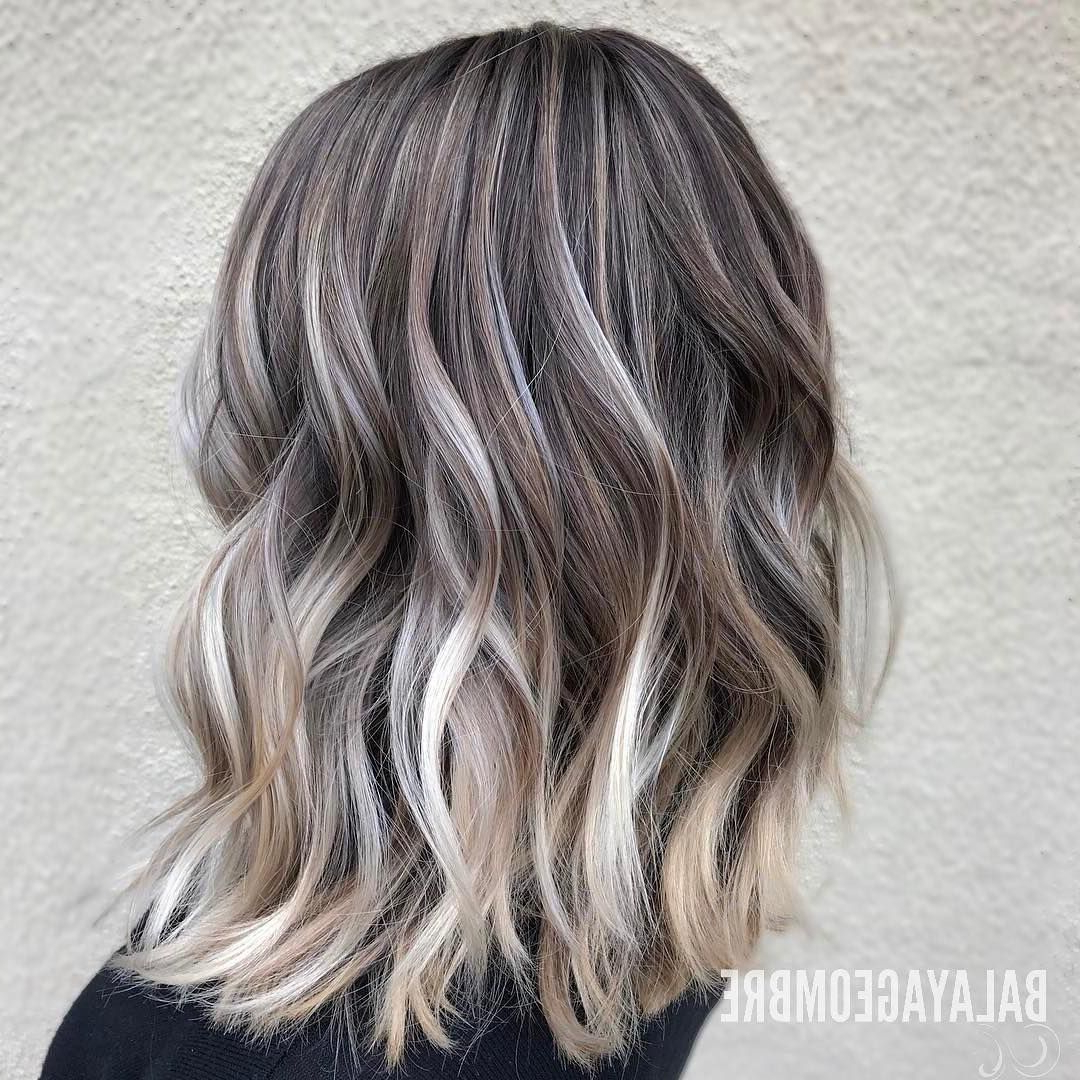 Most Recent Medium Sliced Ash Blonde Hairstyles Within Pin On Hair (View 10 of 20)