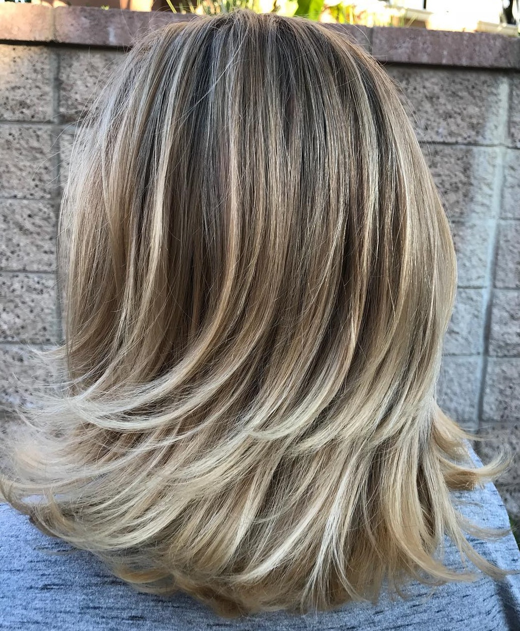 Most Recent Medium Two Layer Haircuts Within How To Pull Off Medium Length Haircuts And Hairstyles In (View 16 of 20)