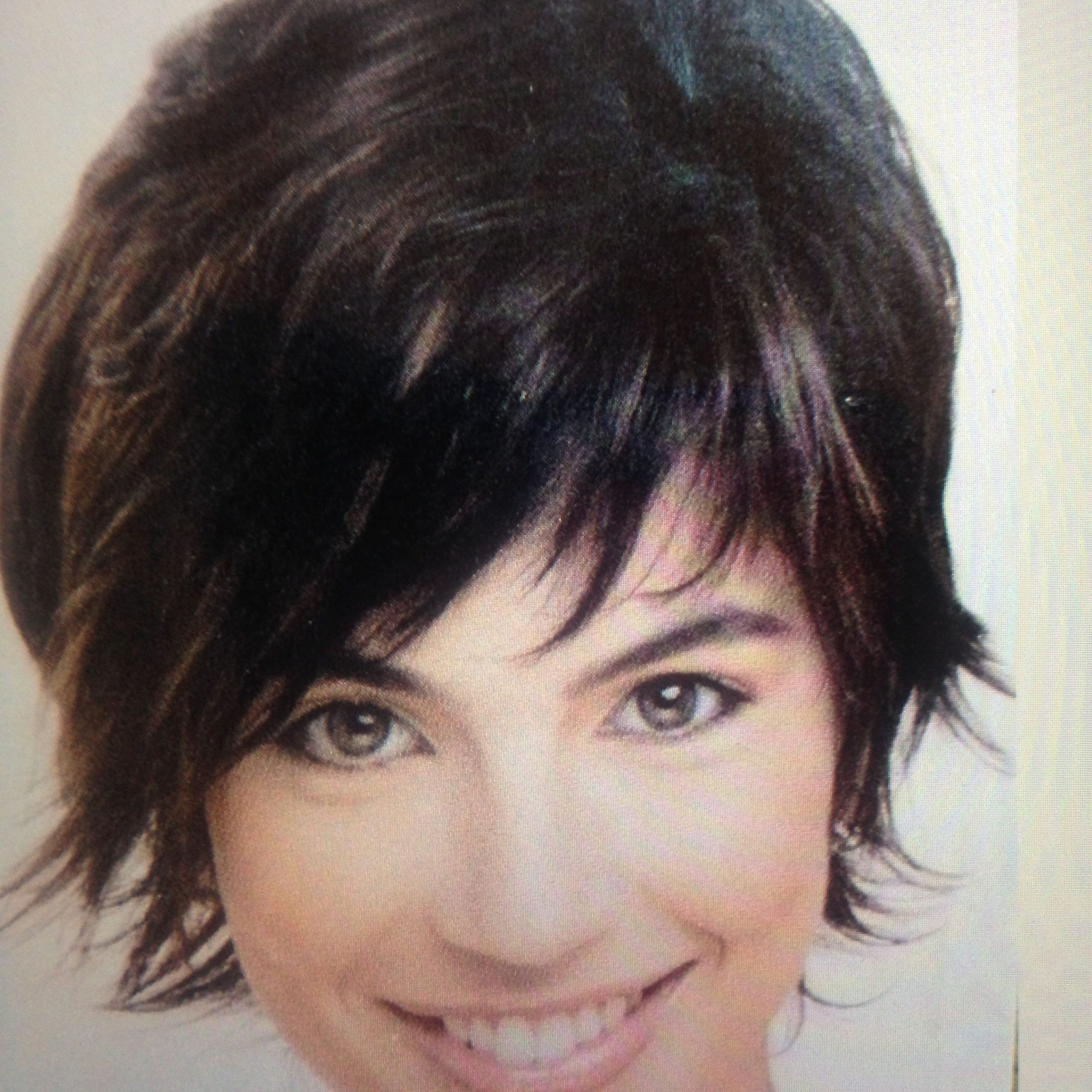 Most Recently Released Edgy Messy Shag Haircuts With Bangs For Pin On A Cut Above (View 9 of 20)
