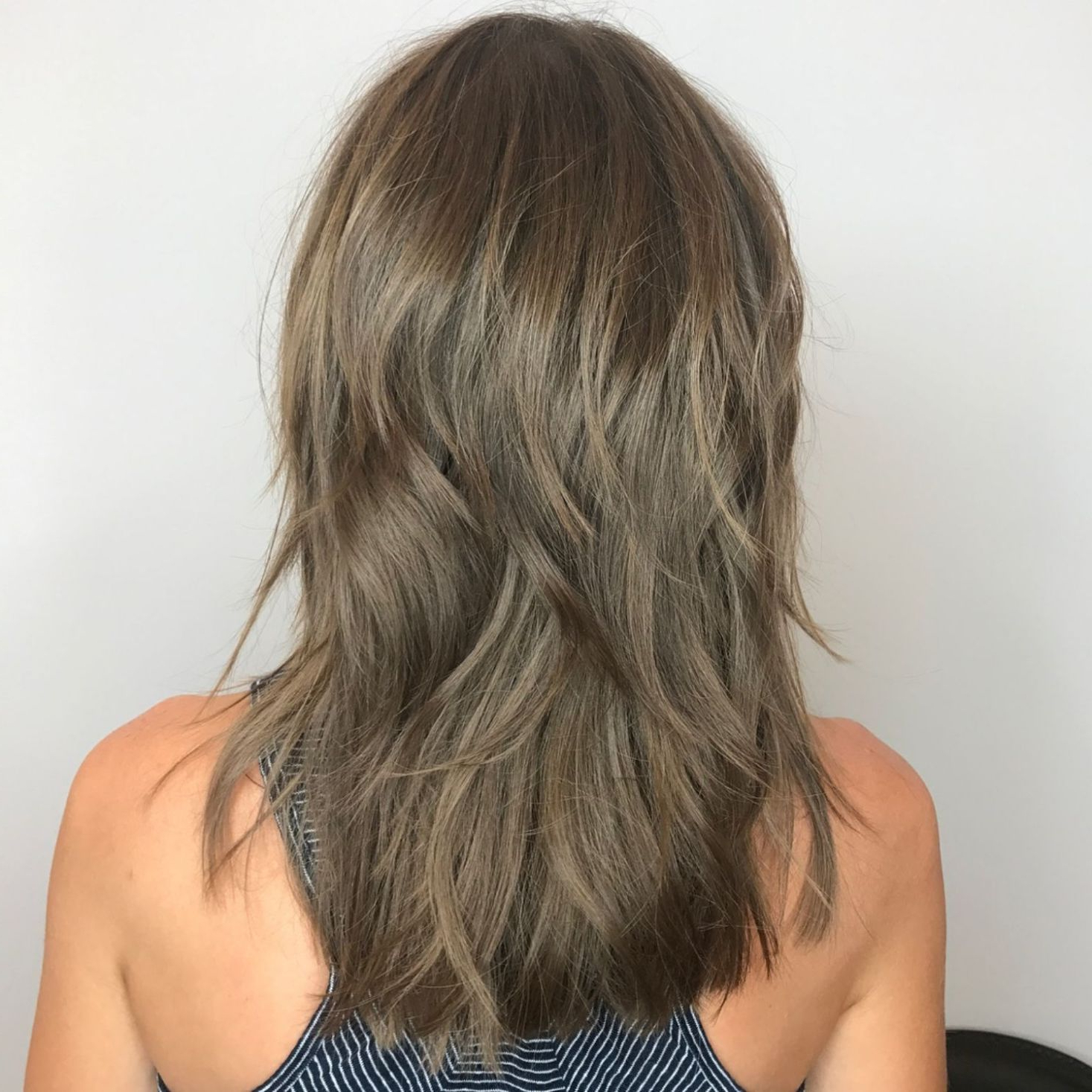 Most Up To Date Ash Brown Long Razored Shag Haircuts With Regard To Pin On Hairstyles That Look Great (View 17 of 20)