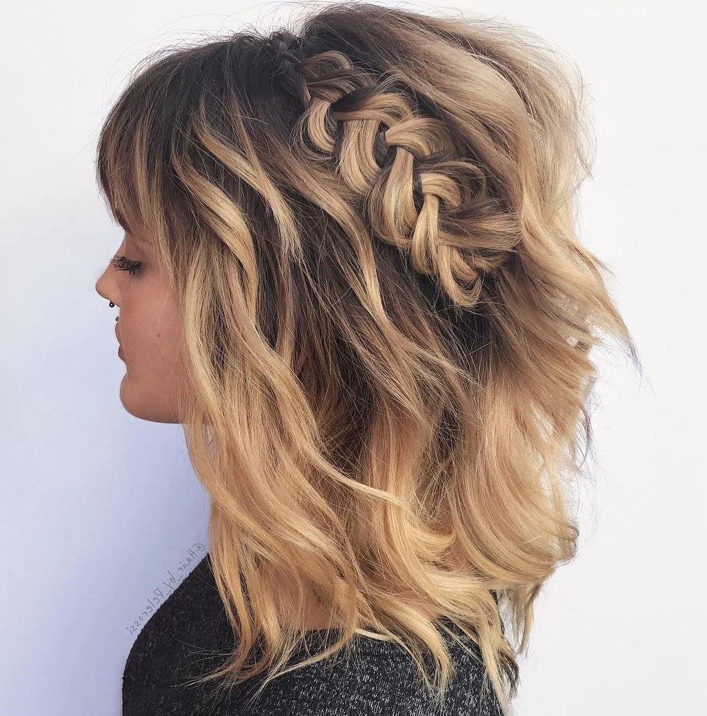 Must Try Medium Length Layered Haircuts For 2019 Intended For Best And Newest Long Hairstyles With Short Flipped Up Layers (View 14 of 20)