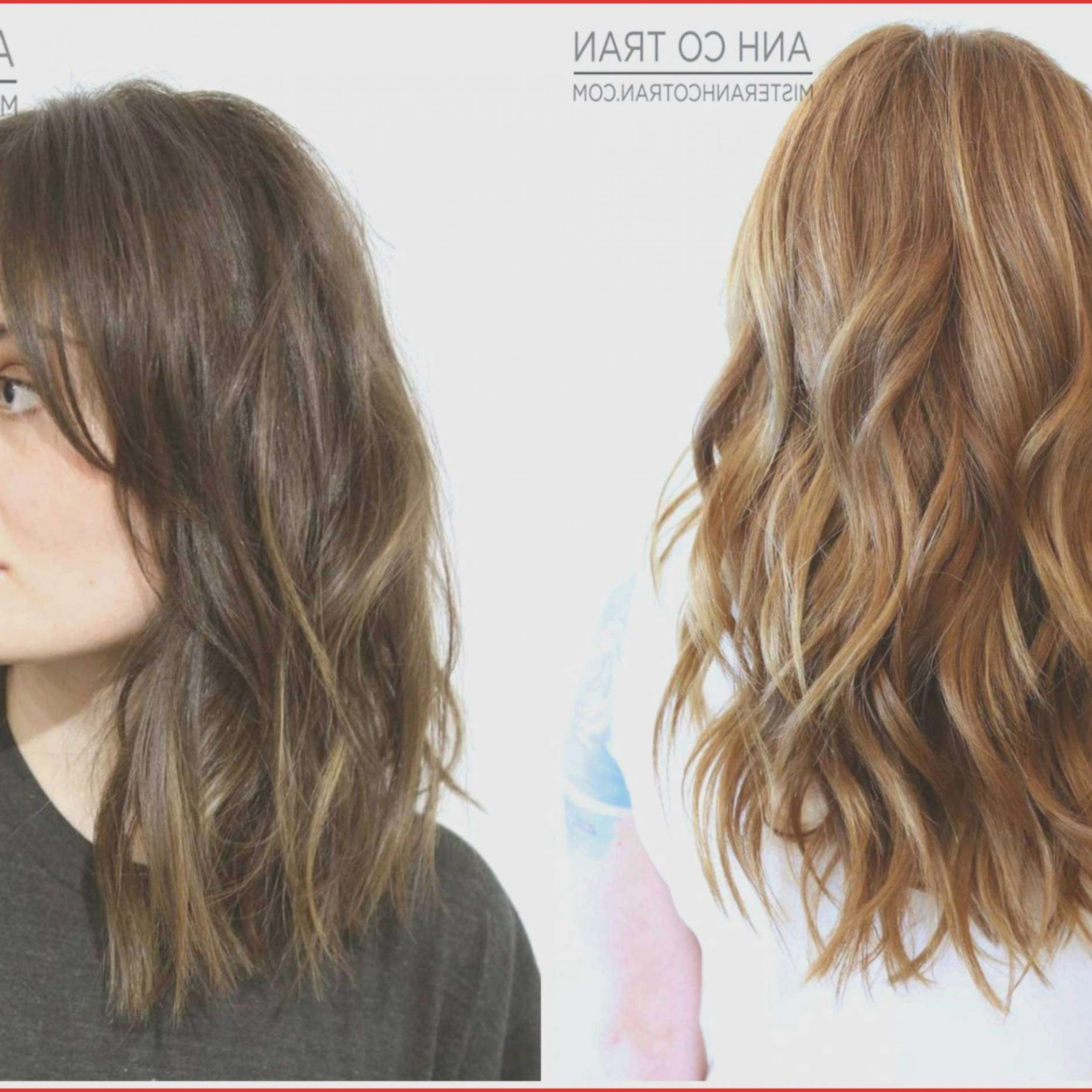 Newest Long Layered Chop Haircuts Throughout 85 Shoulder Length Layered Bob Hairstyles (View 13 of 20)