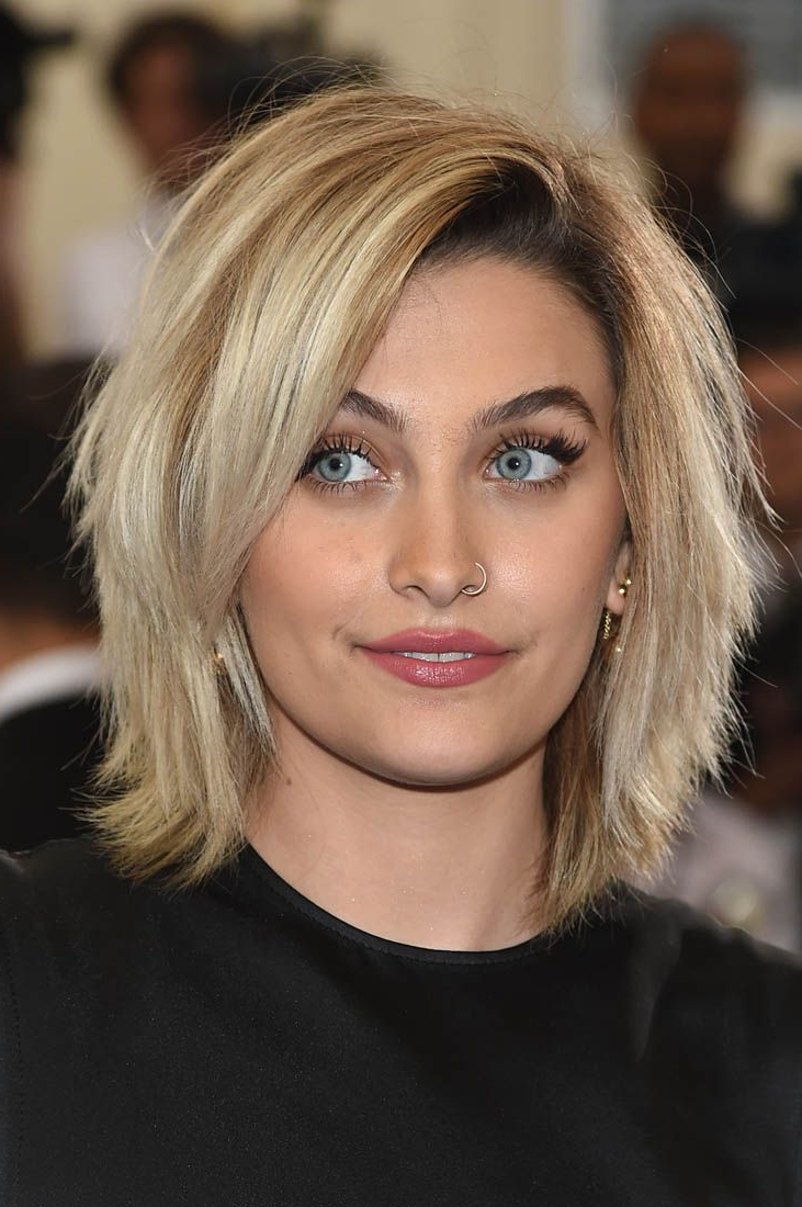 Newest Parisian Shag Haircuts For Thin Hair Within Pin On Beauty Of Our Skin – Inspiration, Tips, Techniques (View 13 of 20)