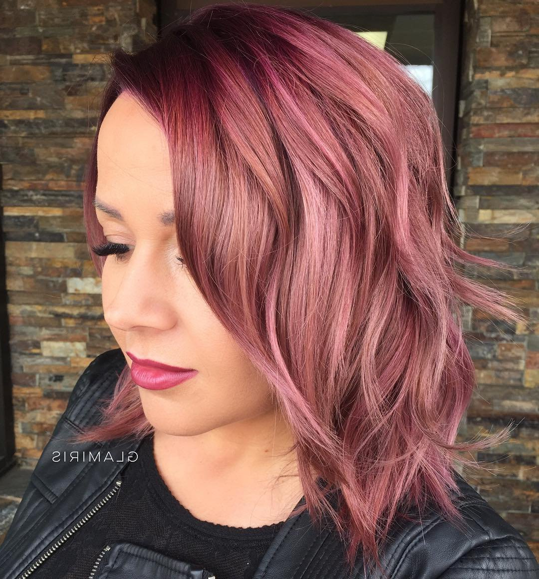 Our Hairstyle 2019 – Page 30 Of 110 – Wow! Amazing Hairstyles Regarding Current Long Lavender Layers Shaggy Haircuts (View 6 of 20)
