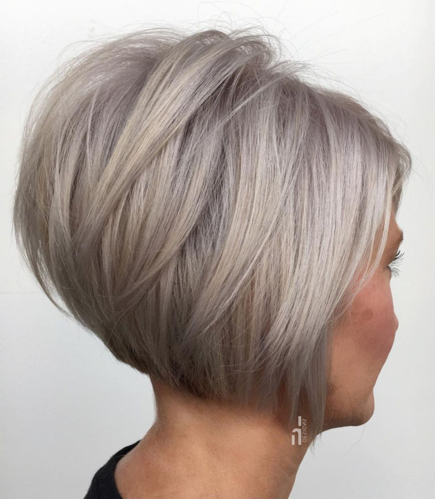 Pin On Beauty And Hair With Regard To Long Pixie Haircuts With Angled Layers (View 17 of 20)