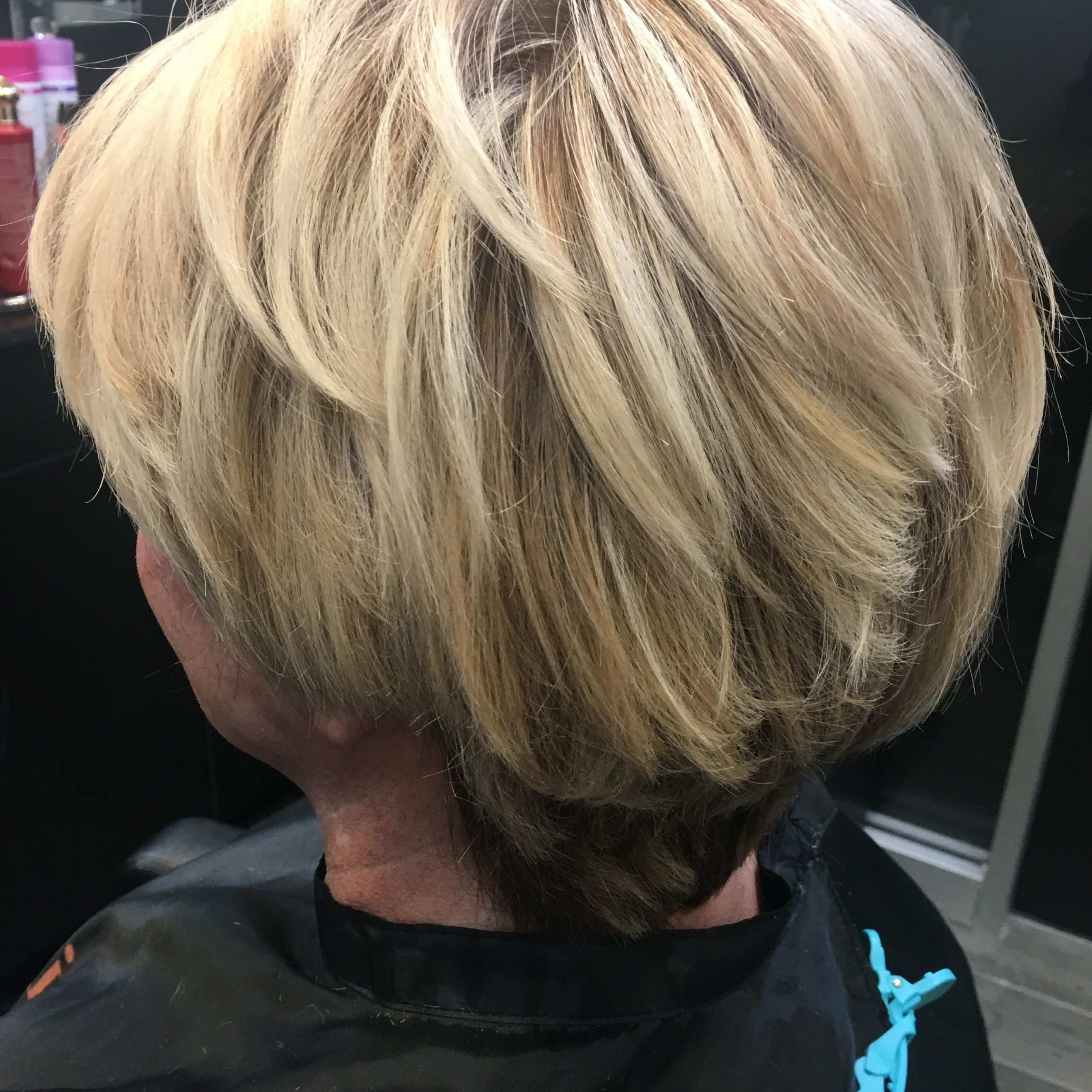Pin On Beauty Cube Llc Within Bob Hairstyles With Contrasting Highlights (Gallery 2 of 20)
