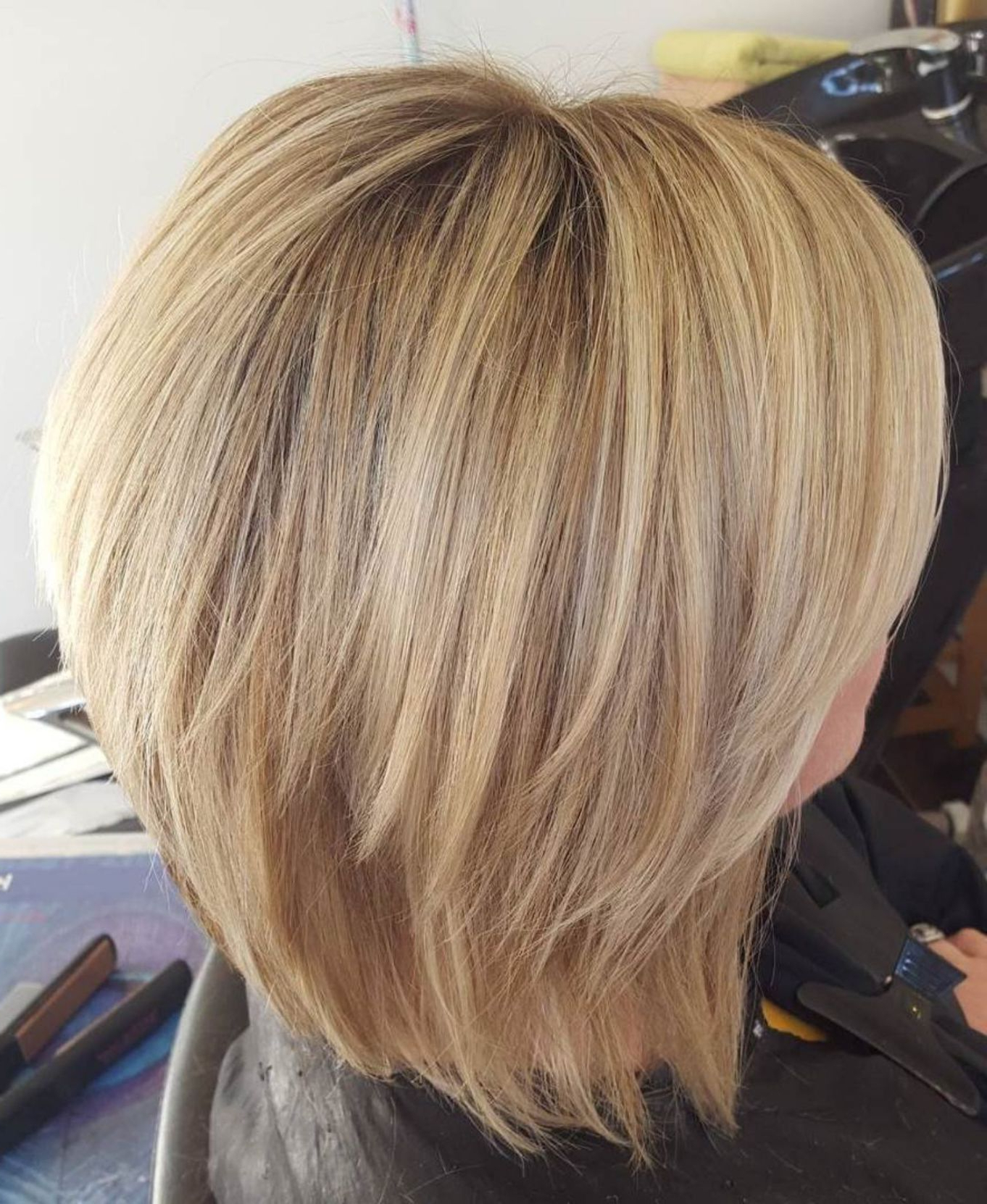 Pin On Μαλλιά Regarding Choppy Bob Hairstyles With Blonde Ends (Gallery 12 of 20)