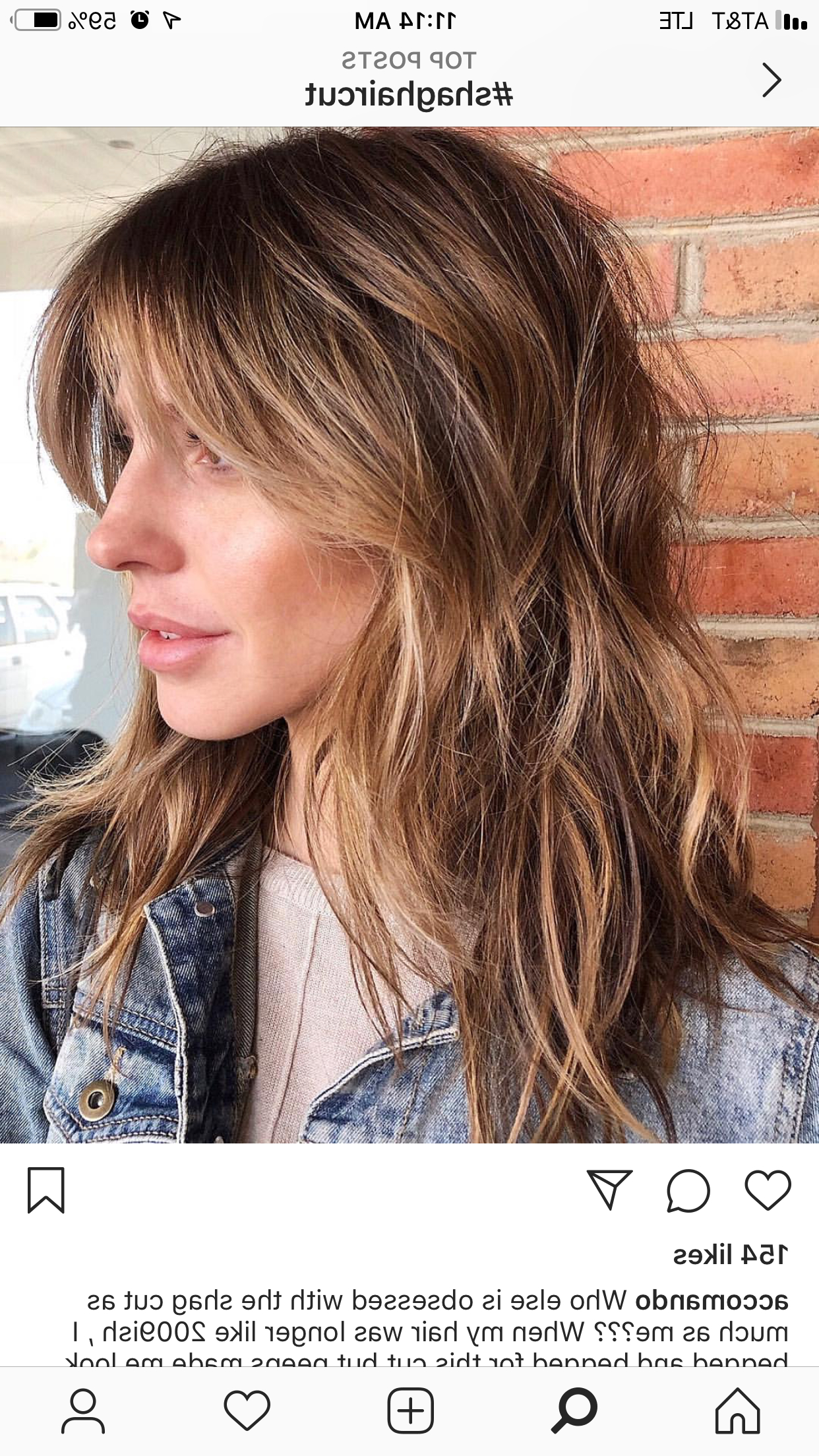 Pin On Fashion Inside Longer Waves Shag Haircuts (Gallery 8 of 20)