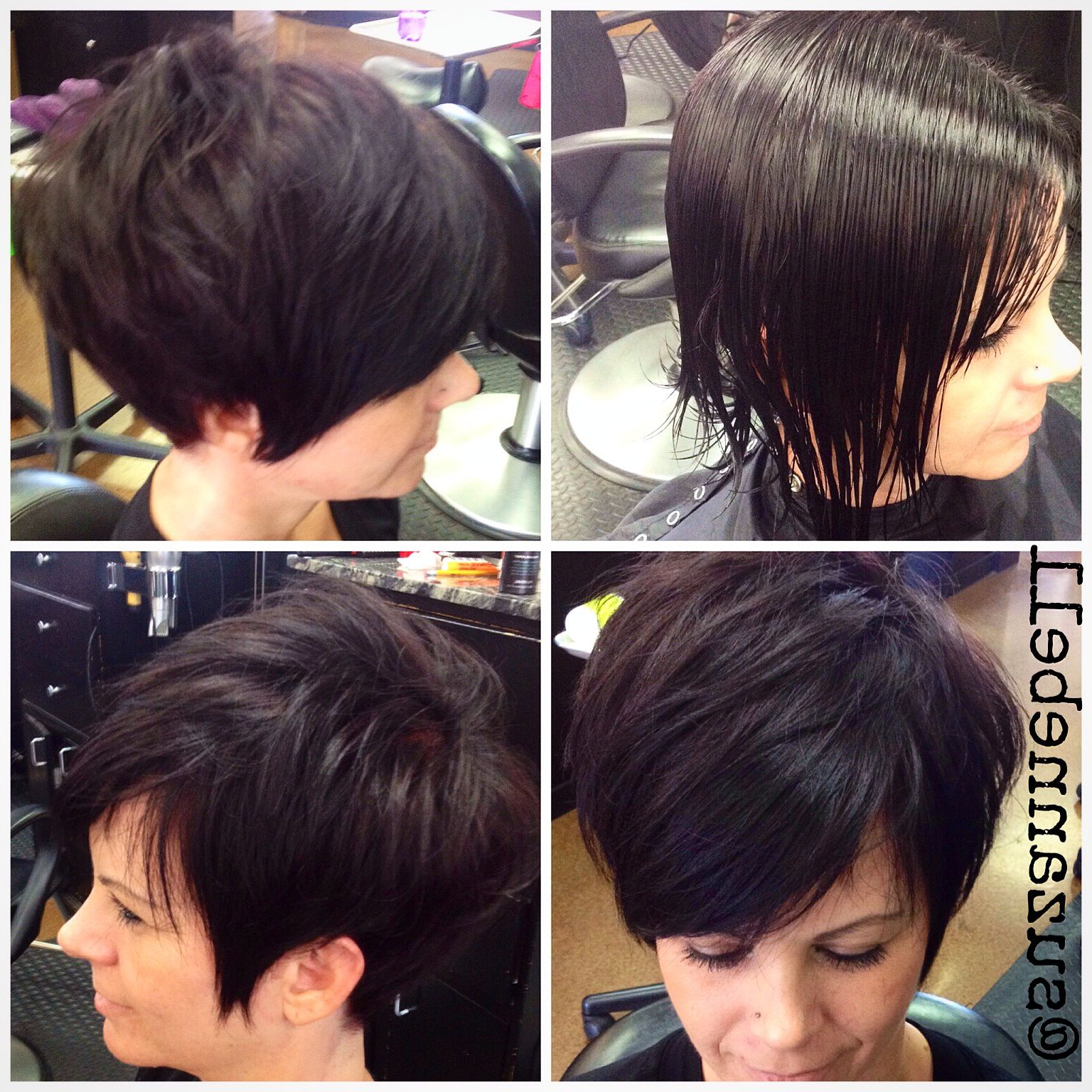 Pin On Hair Hell Pertaining To Minimalist Pixie Bob Haircuts (View 6 of 20)