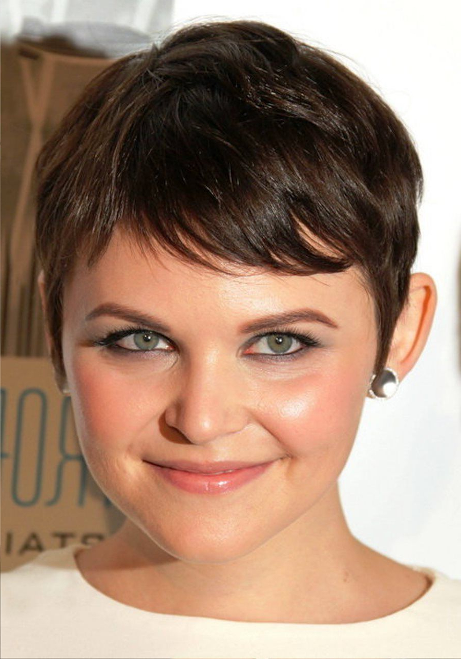 20 Best of Cropped Pixie Haircuts For A Round Face