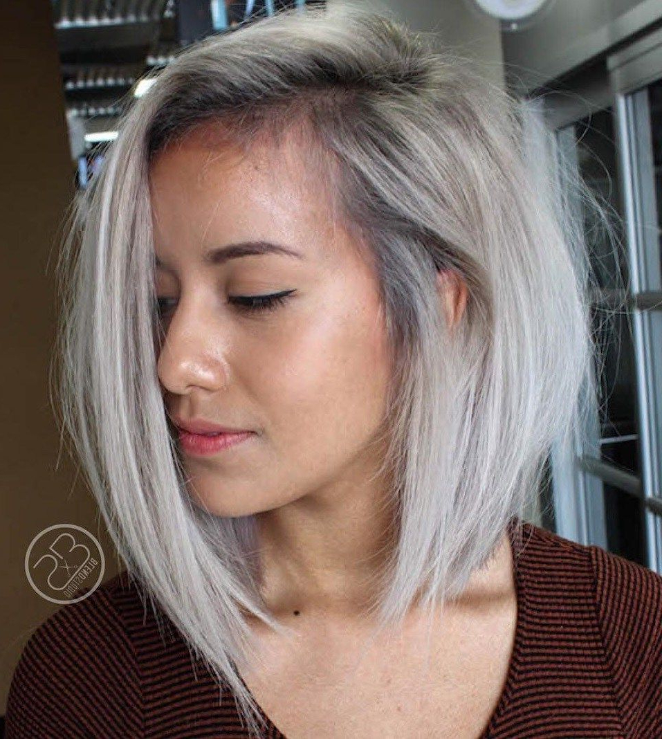 Pin On Hair In Asymmetrical Shaggy Bob Hairstyles (View 19 of 20)