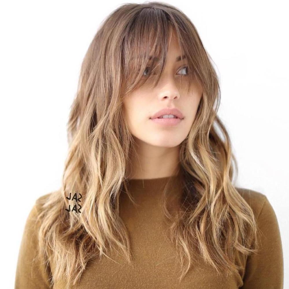 Featured Photo of Parisian Shag Haircuts For Thin Hair