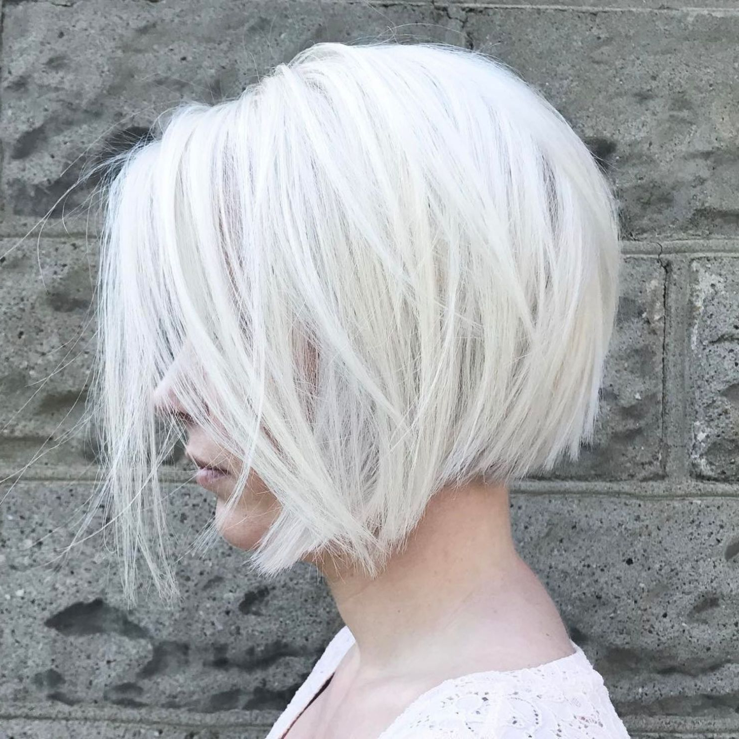 Pin On Hair Pertaining To Widely Used Silver White Wispy Hairstyles (Gallery 2 of 20)