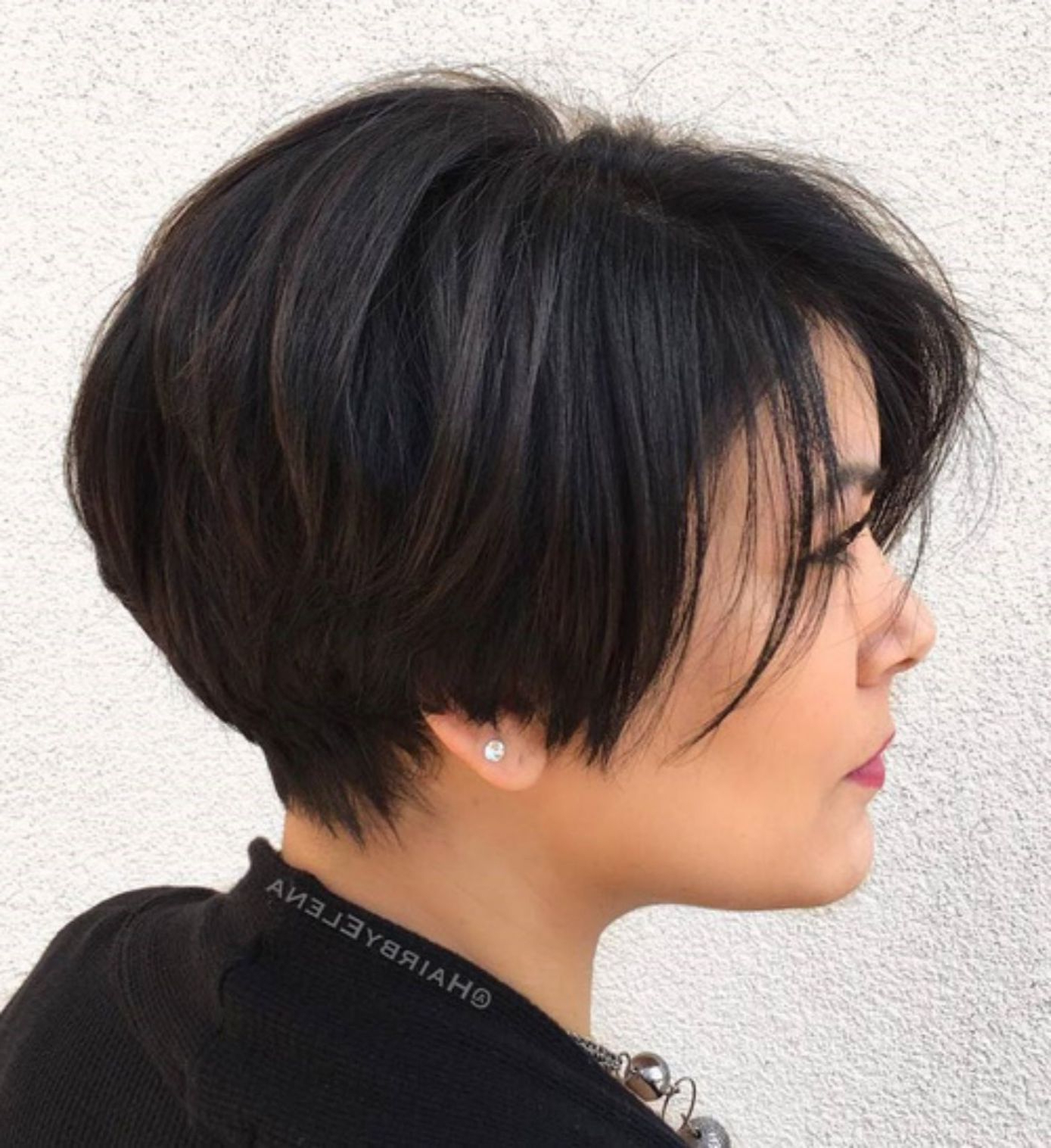 Pin On Hair Short Inside Minimalist Pixie Bob Haircuts (View 3 of 20)