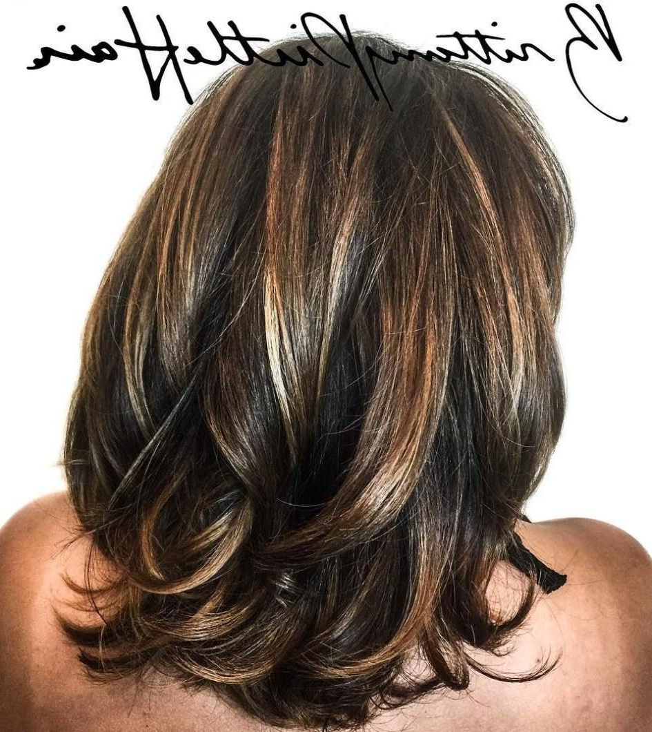 Pin On Hair Styles Pertaining To Well Known Dramatic Reddish Brown Shag Haircuts (Gallery 4 of 20)