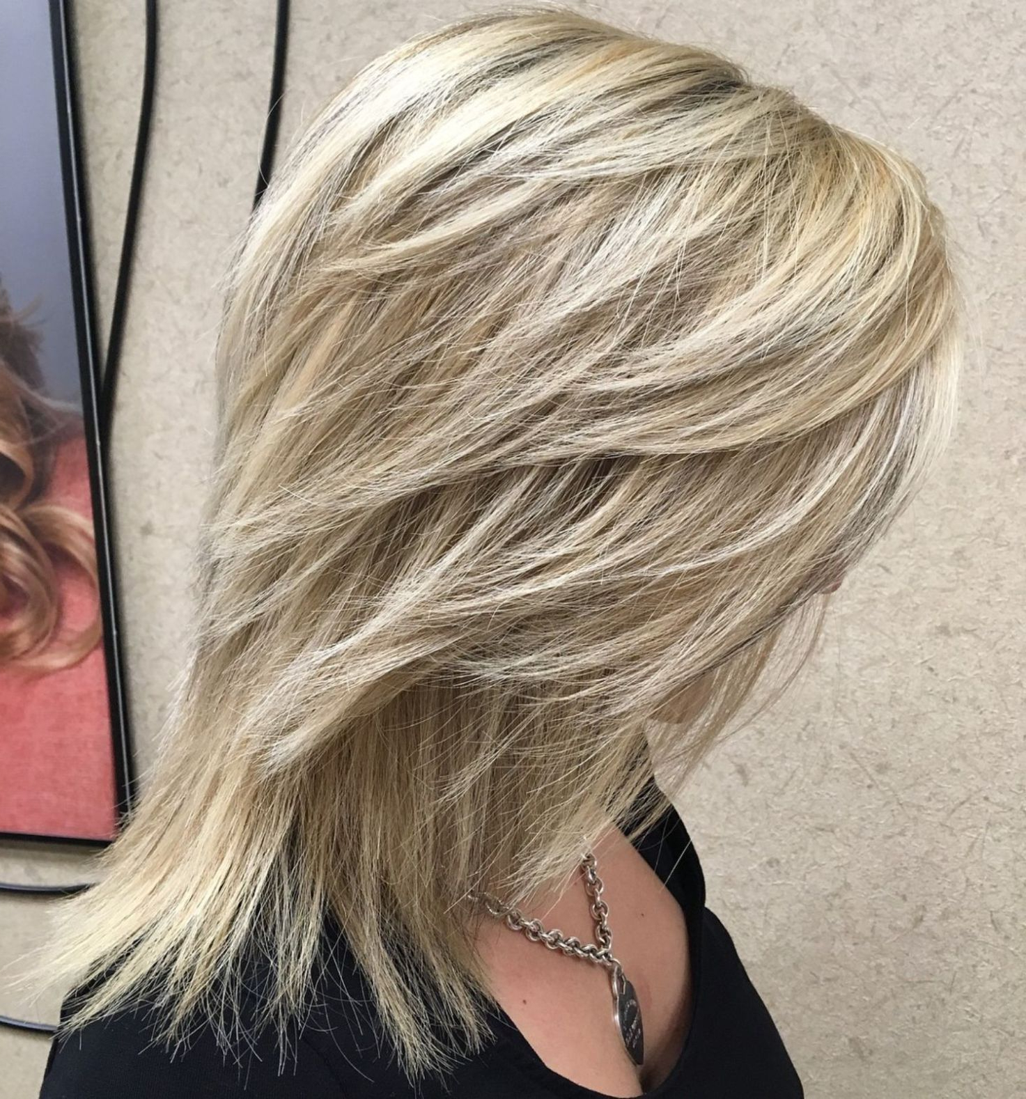 Pin On Hair Styles Throughout Most Popular Blonde Medium Haircuts (Gallery 16 of 20)