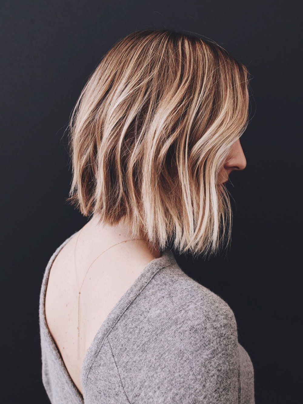 Pin On Hair Waves Regarding Matte Shaggy Bob Hairstyles (View 18 of 20)