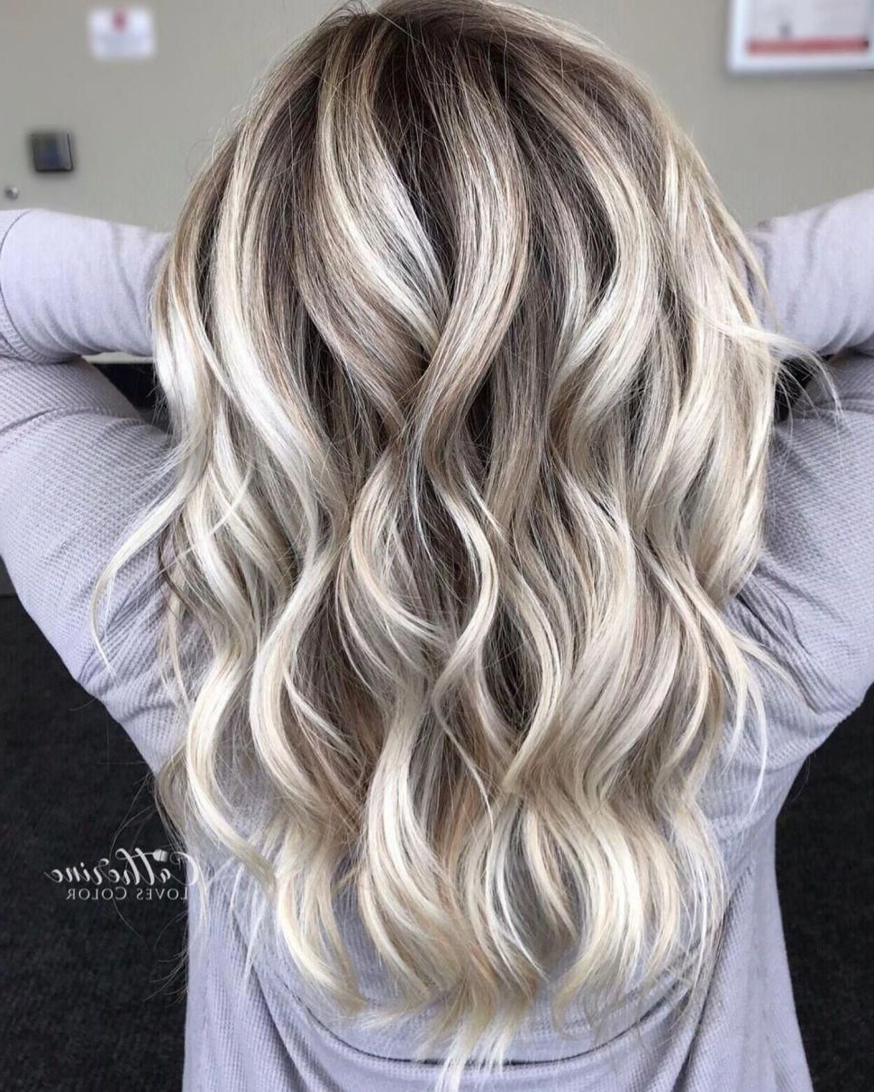 Pin On Hair With Preferred Blondie Bombshell Long Shag Hairstyles (View 17 of 20)