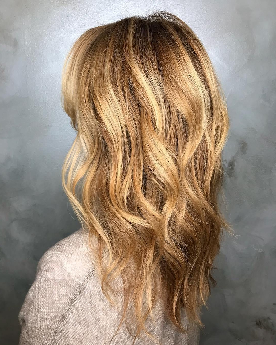 Pin On Haircuts Inside Piece Y Golden Bob Hairstyles With Silver Highlights (View 5 of 20)