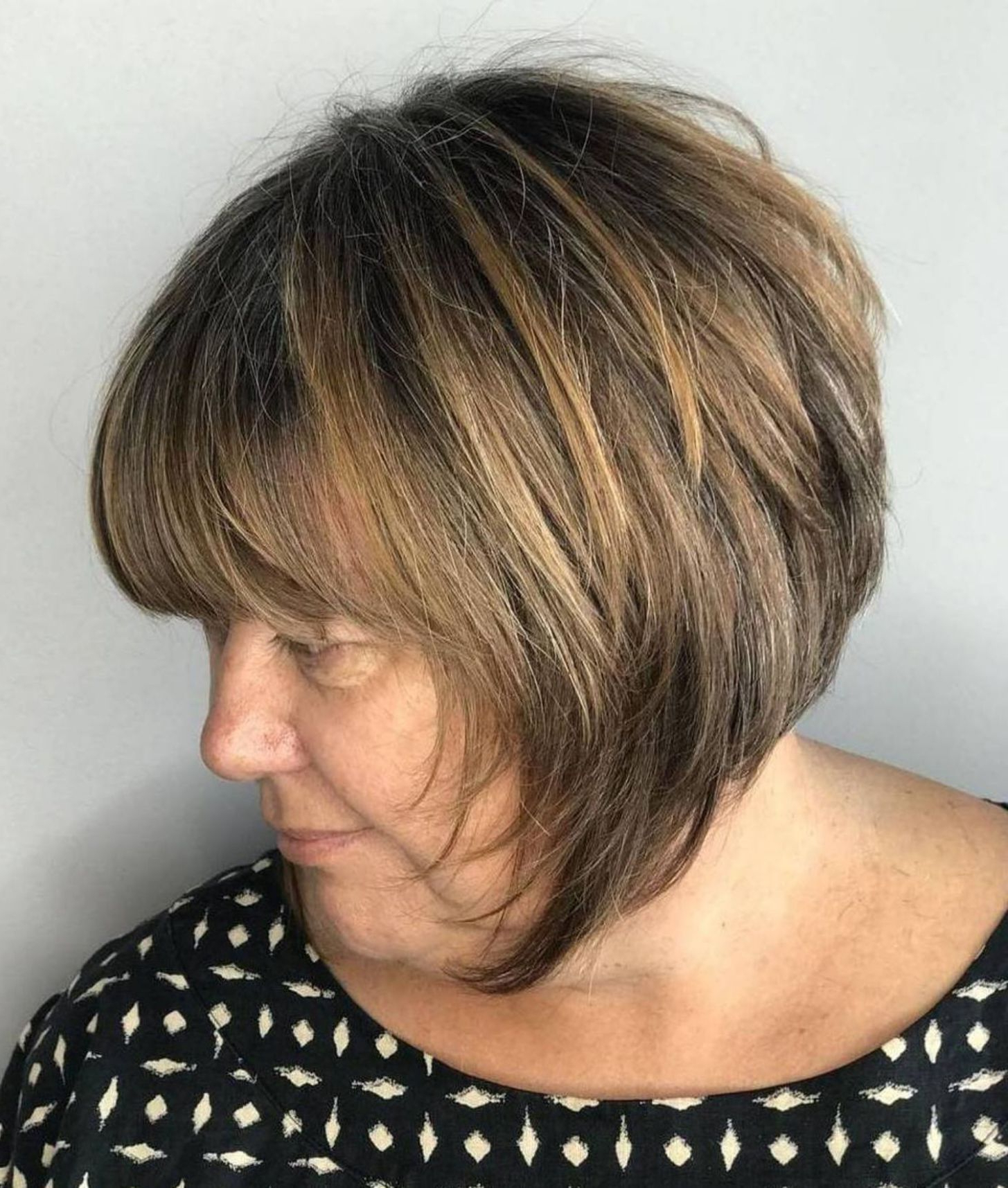 Pin On Haircuts Within Layered Haircuts With Delicate Feathers (View 9 of 20)