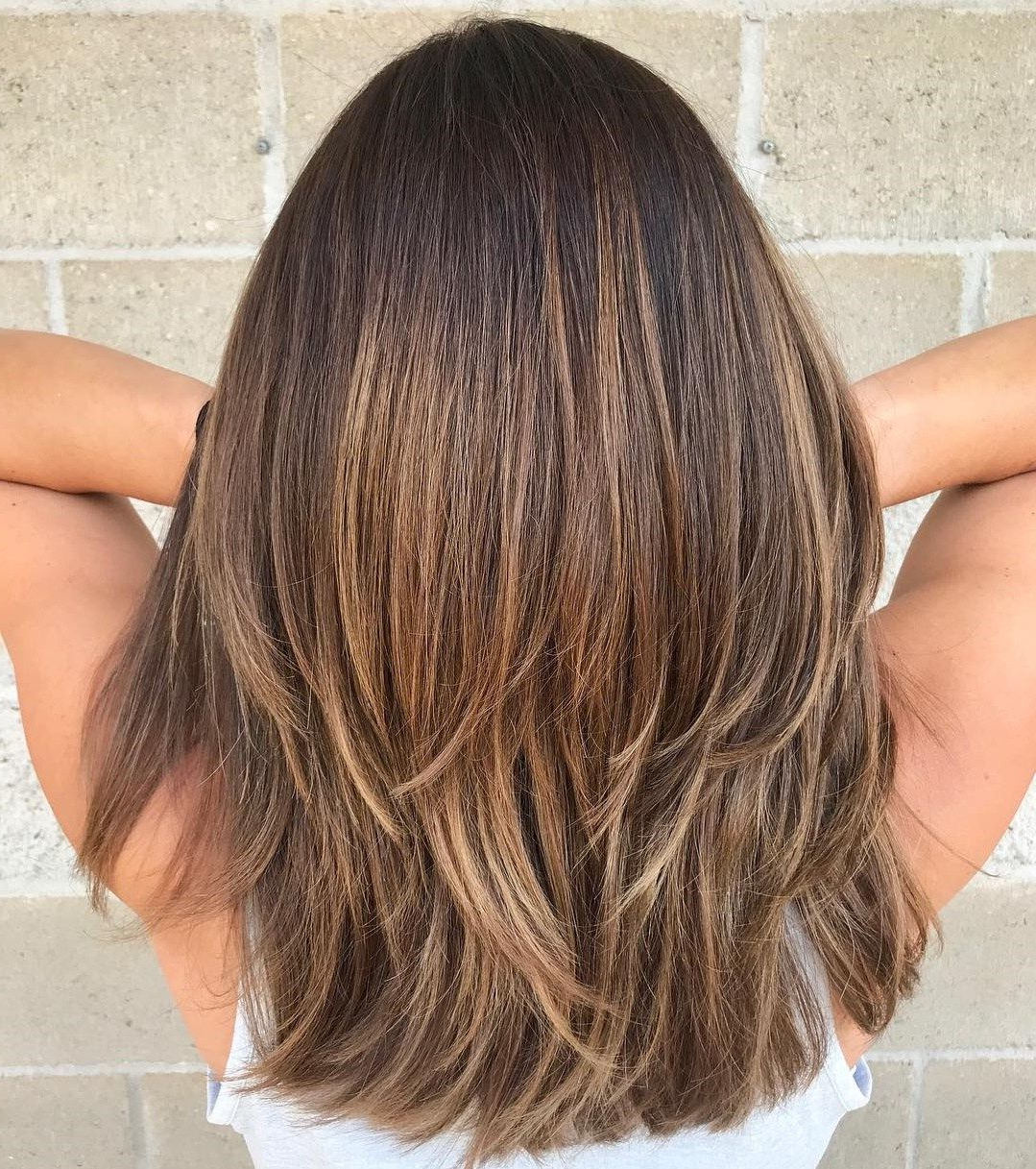 Featured Photo of Medium Two Layer Haircuts