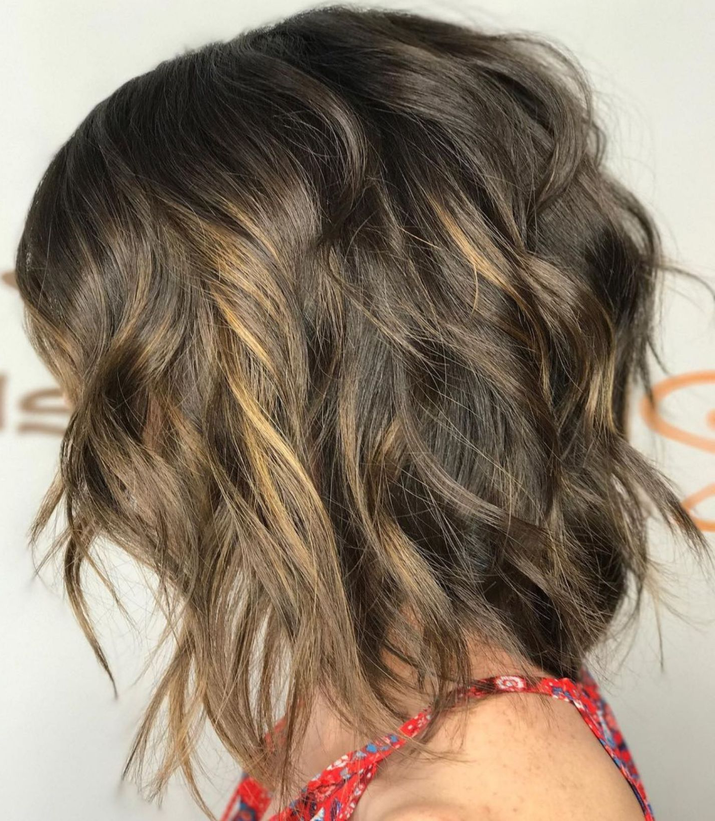 Pin On Medium Length Hair In Well Known Cute Soft Feathered Shag Haircuts (View 15 of 20)